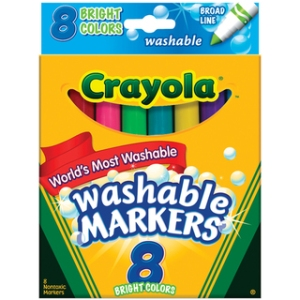 Crayola-Broad-Line-Washable-Markers-Pack-of-8-P14819543